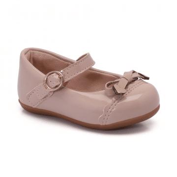 Sapatilha Infantil Klin Princesa Baby 138 Rosa Candy