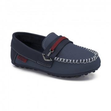 Sapato Infantil Klin Curumim 112 Cobalto/Marinho
