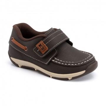 Sapato Infantil Klin Outdoor 127 Café
