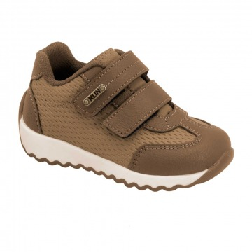 Sapato Infantil Klin Outdoor 128 Whisky/Taupe