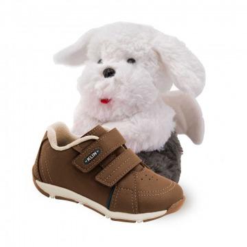Sapato Infantil Klin Outdoor Anjinho 002 Whisky/Marinho
