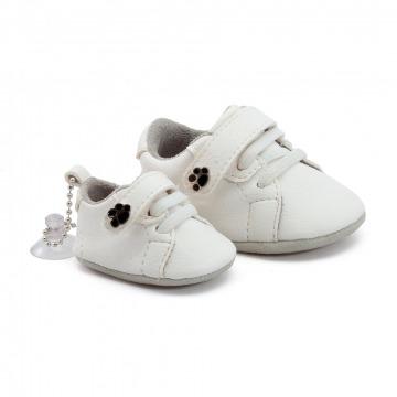 Tênis Bebê Klin 495 Branco