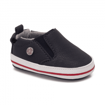 Tênis Bebê Klin 568 Marinho/Vermelho