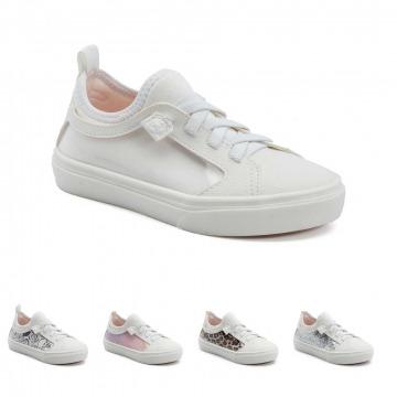 Tênis Infantil Klin Baby Style 028 Branco