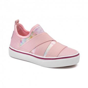 Tênis Infantil Klin Mini Style 046 Rosa
